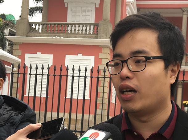 Novo Macau   Membros querem que Scott Chiang fique na direcção