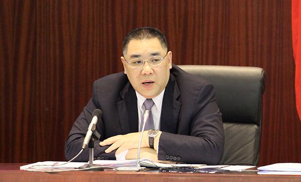 Chui Sai On deixou Pequim com ideias para concretizar