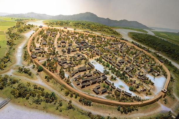 Ningbo e a cidade de Liampó