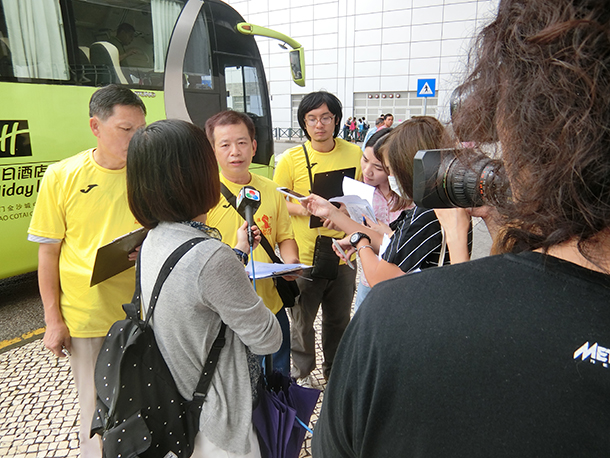 Portas do Cerco recebem protesto de associações