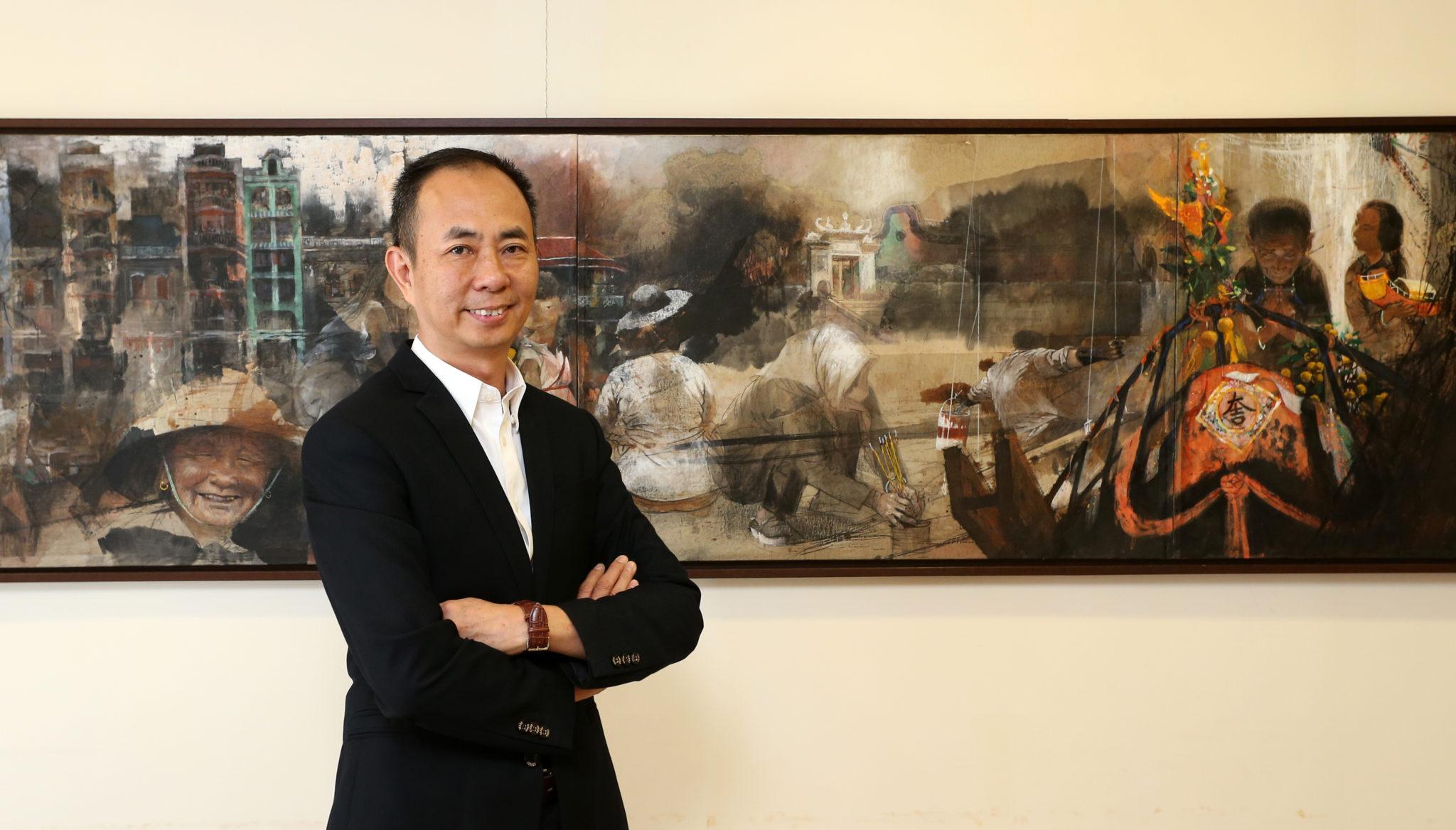 Ung Vai Meng distinguido com louvor por Alexis Tam