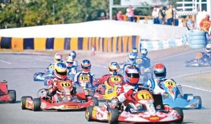 Karting | Piloto de Macau correu na semana passada com costela fracturada