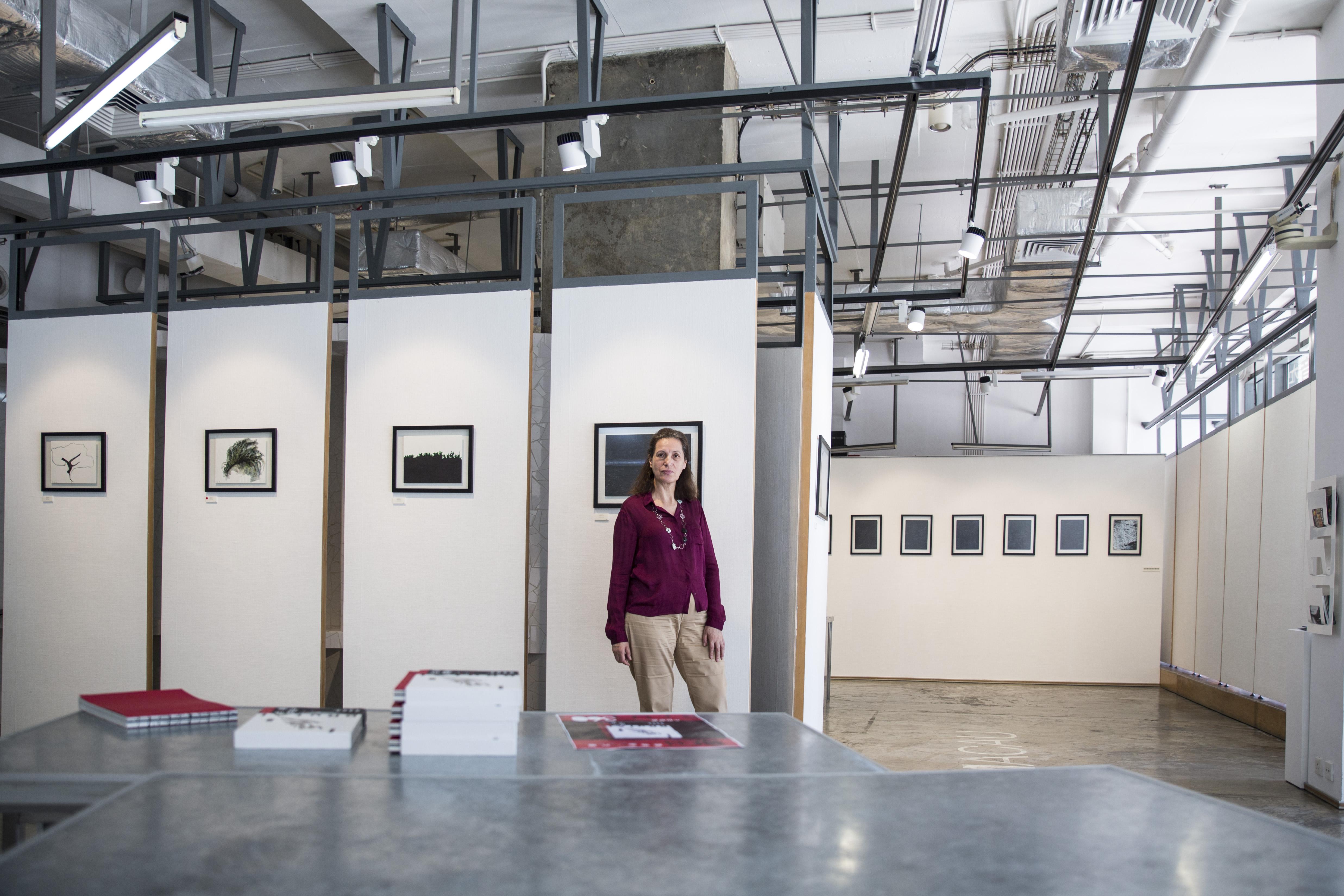Lúcia  Lemos, Coordenadora do Centro de Indústrias Criativas – Creative Macau