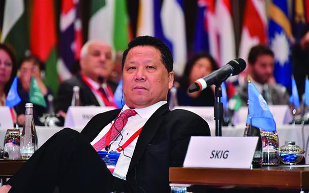 Tribunal expande acusação contra Ng Lap Seng