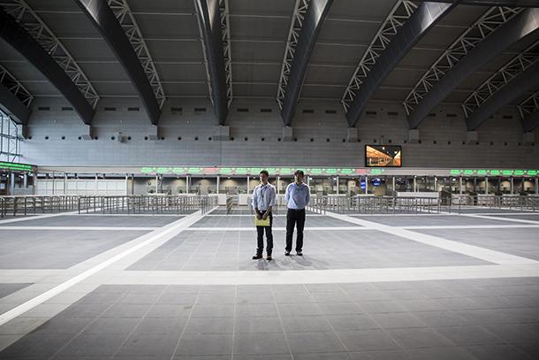 CESL-Ásia perde contrato público para gerir novo terminal