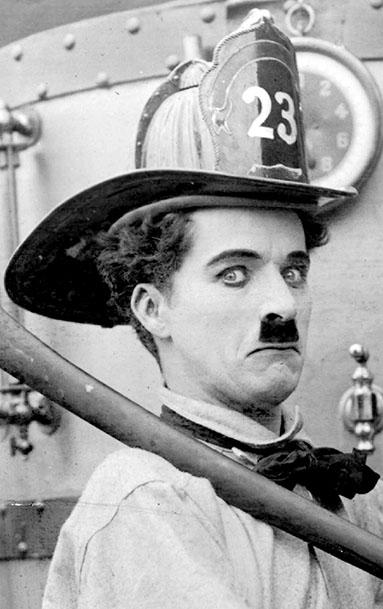 """A """"evasão"""" dos bombeiros"""