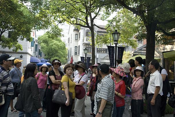Mais de metade da população chinesa viajou durante Semana Dourada