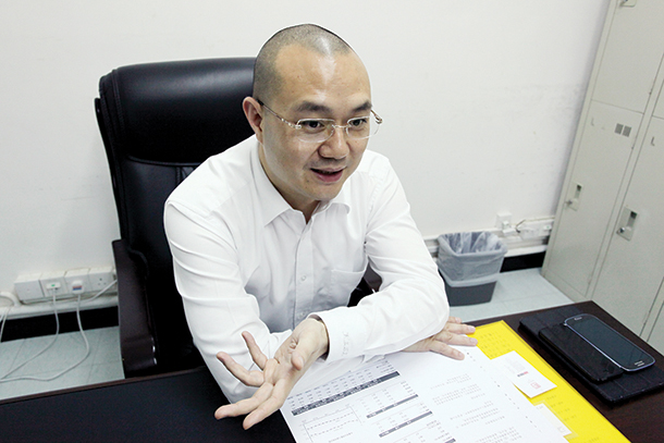 Si Ka Lon quer Macau-Zhuhai e Guangzhou ligadas por comboio