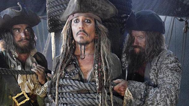 Vivam os Piratas!