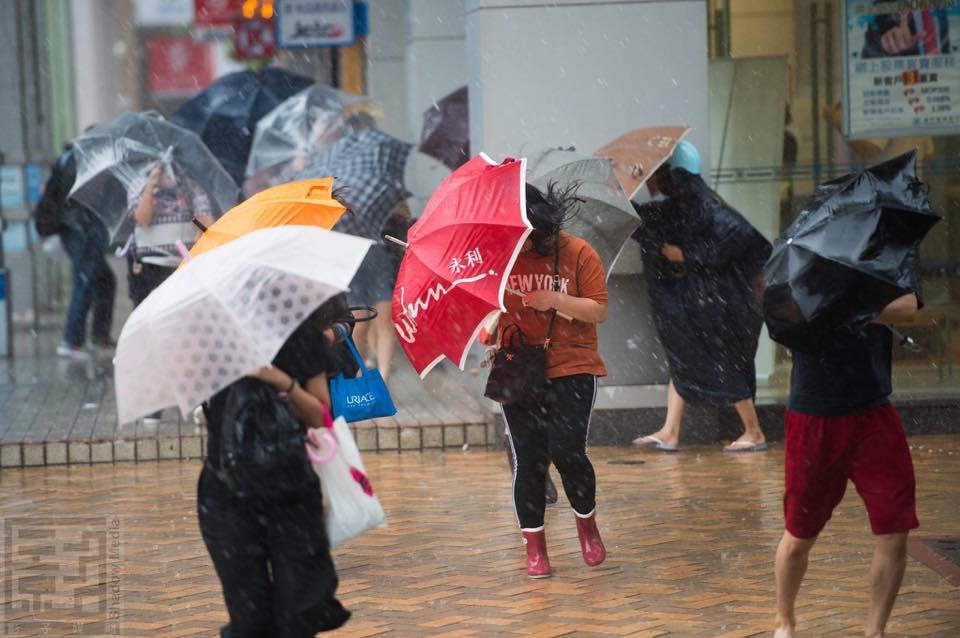 Tufão vai estar perto de Macau entre a tarde e a noite de hoje