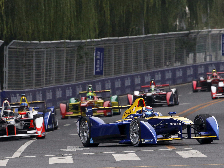 Fórmula E não resistiriam ao Circuito da Guia