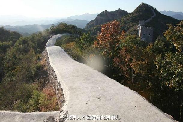 Internautas reagem a imagens de secção da Grande Muralha pavimentada