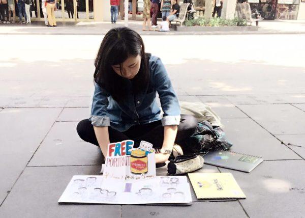 """Phoebe Tong, artista: """"Macau ainda não tem uma mente aberta"""""""