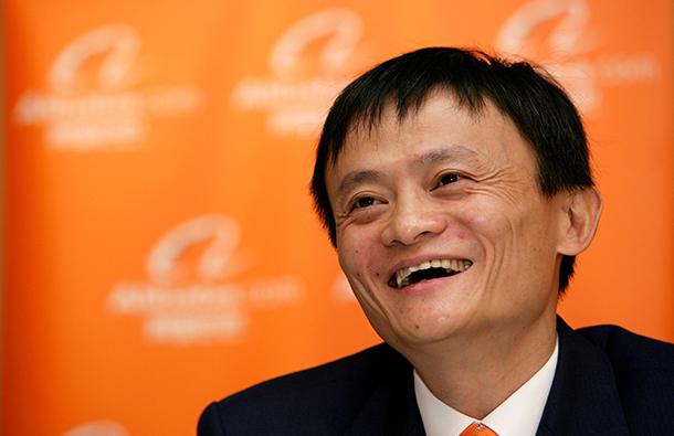 Jack Ma, fundador do grupo Alibaba, não está, afinal, desaparecido