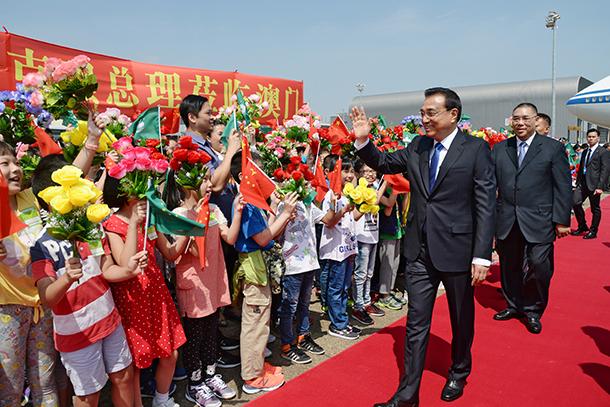 Fórum Macau | Li Keqiang continua a exigir diversificação económica