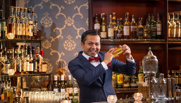 Os nove bares magníficos de Hong Kong, para alguns
