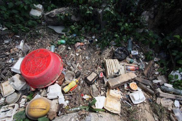 Macau produziu mais 10,8 por cento de lixo o ano passado