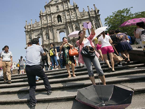 Número de visitantes subiu 24,9% para mais de 3,42 milhões em Janeiro