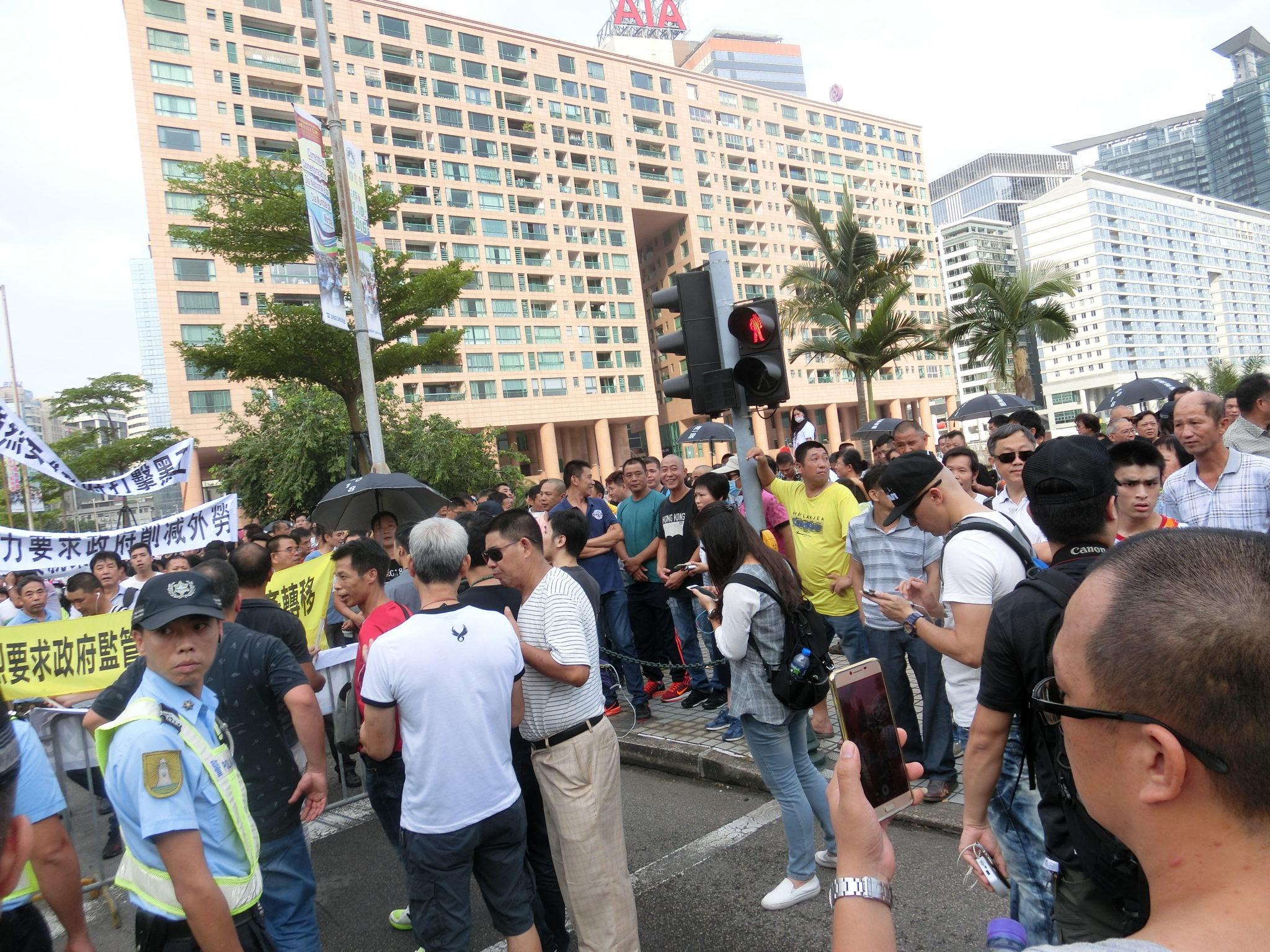 1º de Maio | Protestos acontecem com algumas baixas