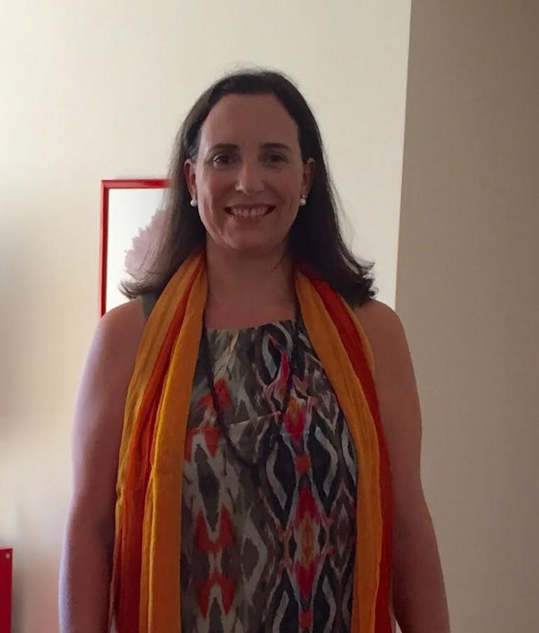 Rita Amorim O, psicóloga clínica | Uma mulher de família