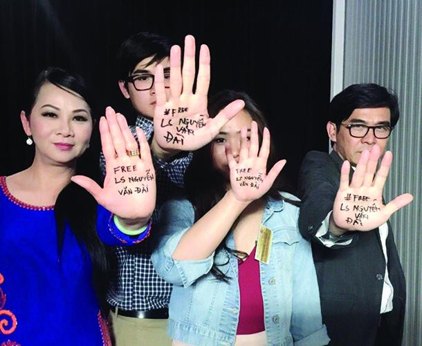 Vietname   Deputados de 14 países pedem libertação de activistas