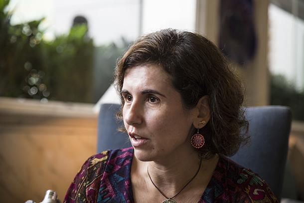 """Sara Medina, consultora: """"Queremos utilizar Macau como plataforma"""""""