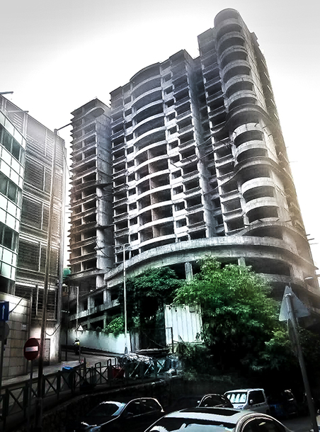 Calçada do Gaio | Grupo contra decisão de manter altura de edifício