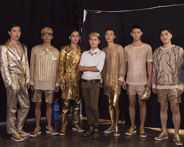 Moda   Macaense Nuno Lopes de Oliveira quer estabelecer marca em Macau
