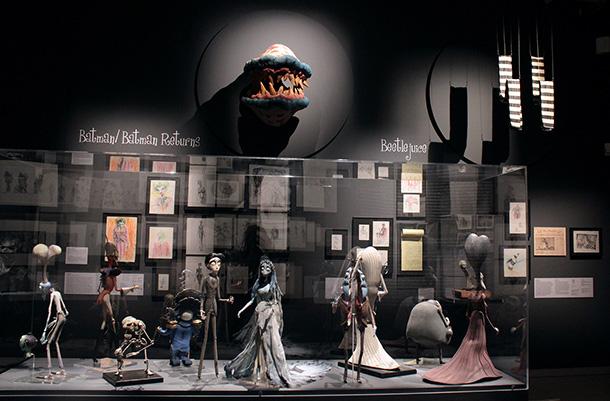 Exposição de Tim Burton chega a Hong Kong