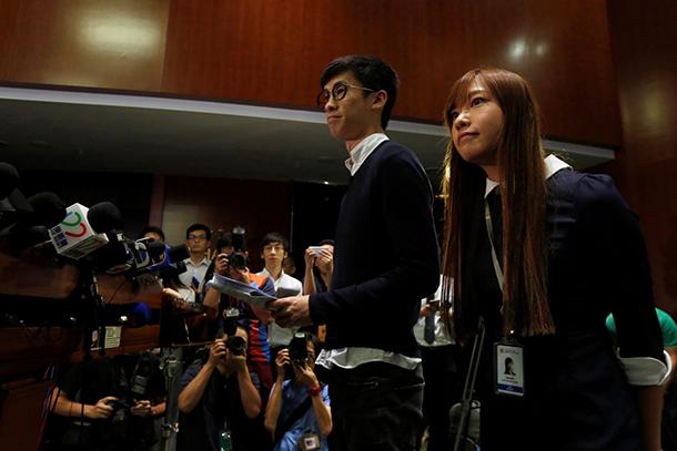 Hong Kong   Assembleia Popular Nacional impede tomada de posse de deputados pró-independência