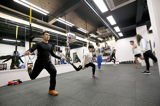 Mini Education Center: Encaixar o desporto na vida