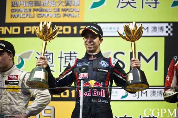 Félix da Costa conquistou a pole-position provisória para a Taça do Mundo FIA de Fórmula 3
