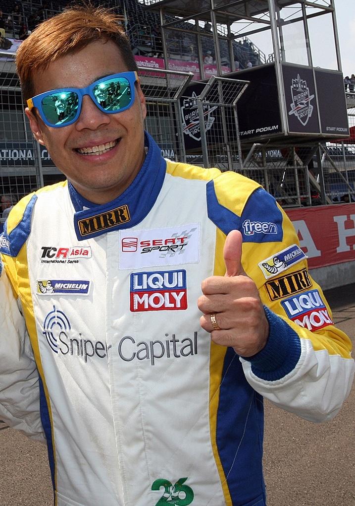 Heróis locais | Paul Poon vence Taça de Carros de Turismo de Macau e Filipe de Souza alcança pódio