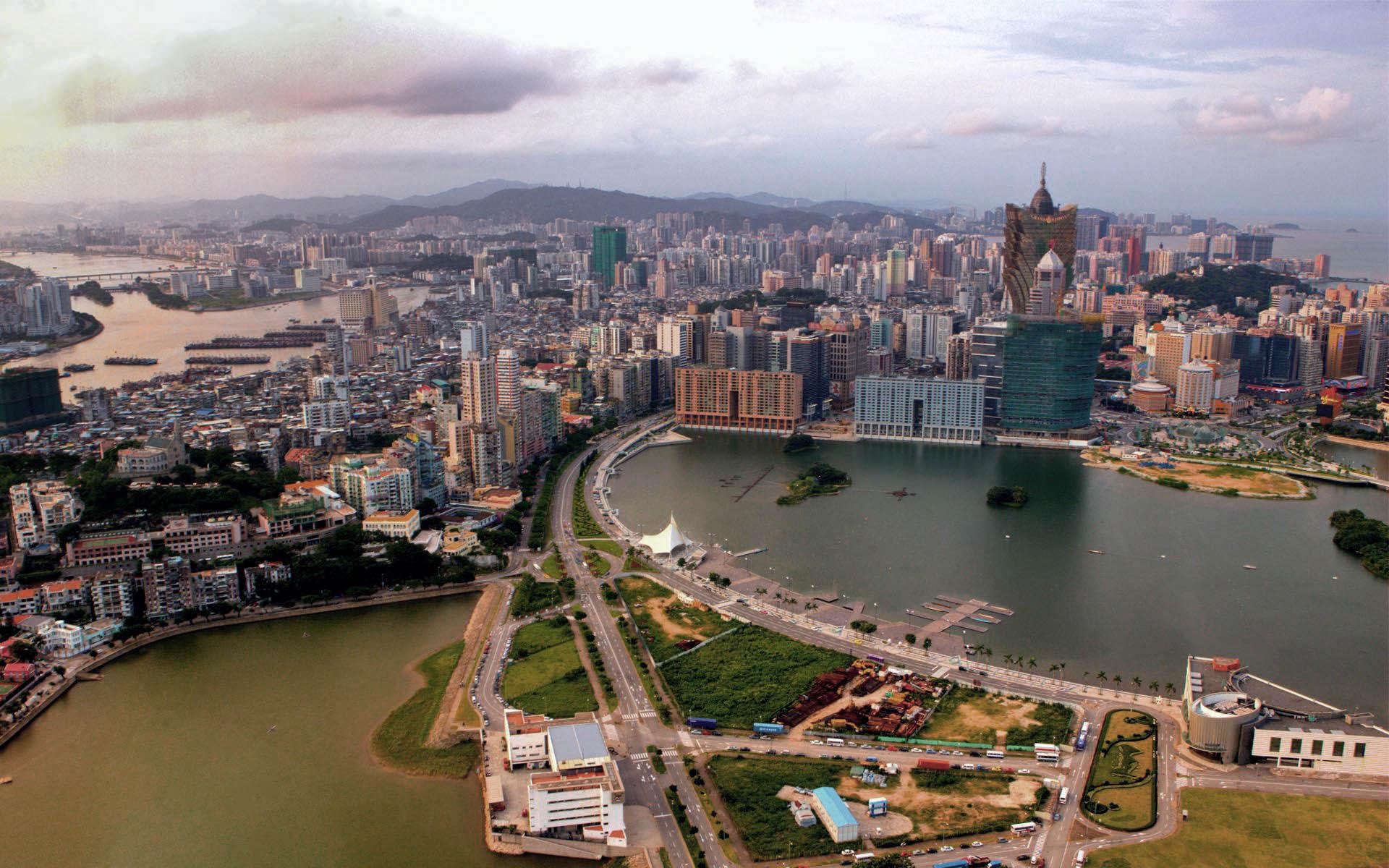 Macau, um mediador privilegiado