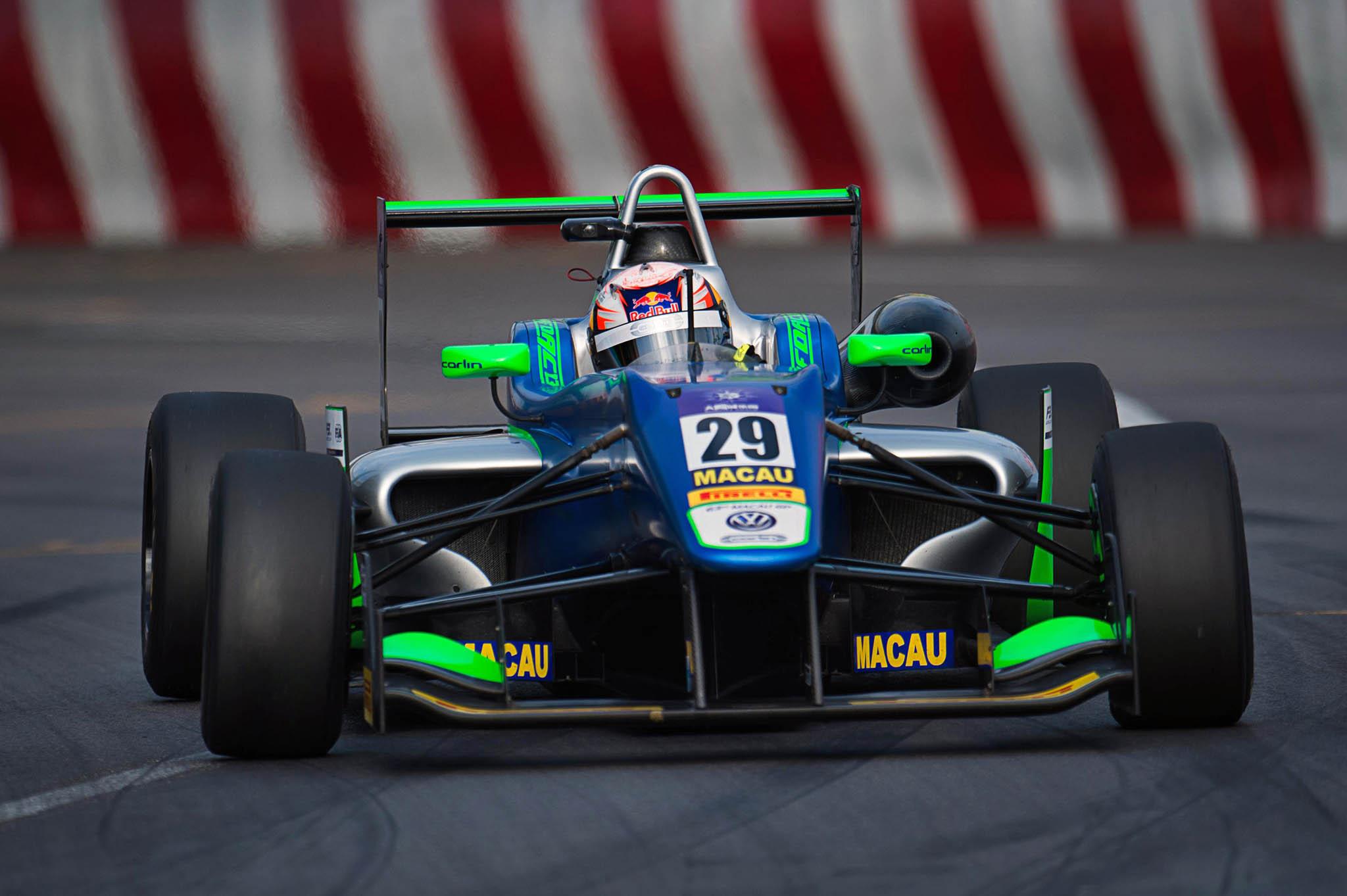 Grande Prémio de Macau de Fórmula 3 –Supremo Félix da Costa