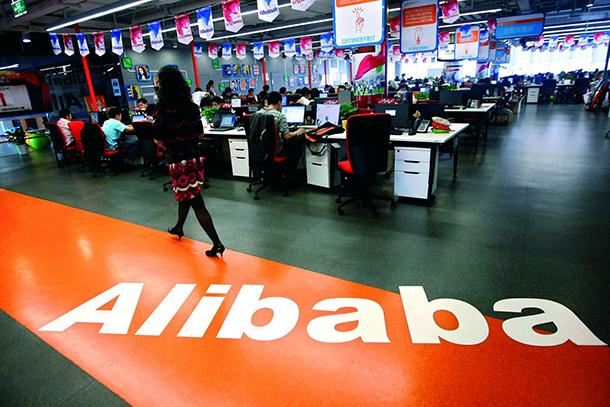 China planeia desmantelar 'app' Alipay, detida pelo grupo Alibaba