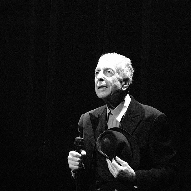 Despedida | Morreu o músico Leonard Cohen