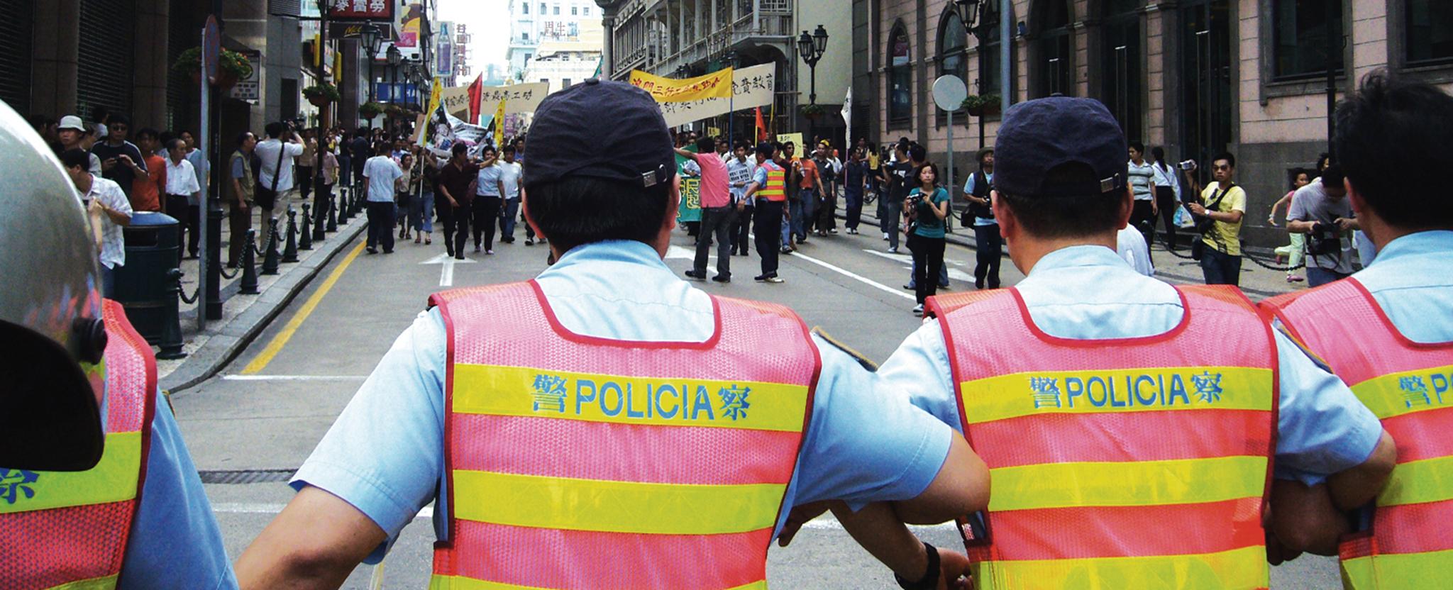 LAG 2017 | Falta de recursos humanos nas Forças de Segurança preocupa Governo