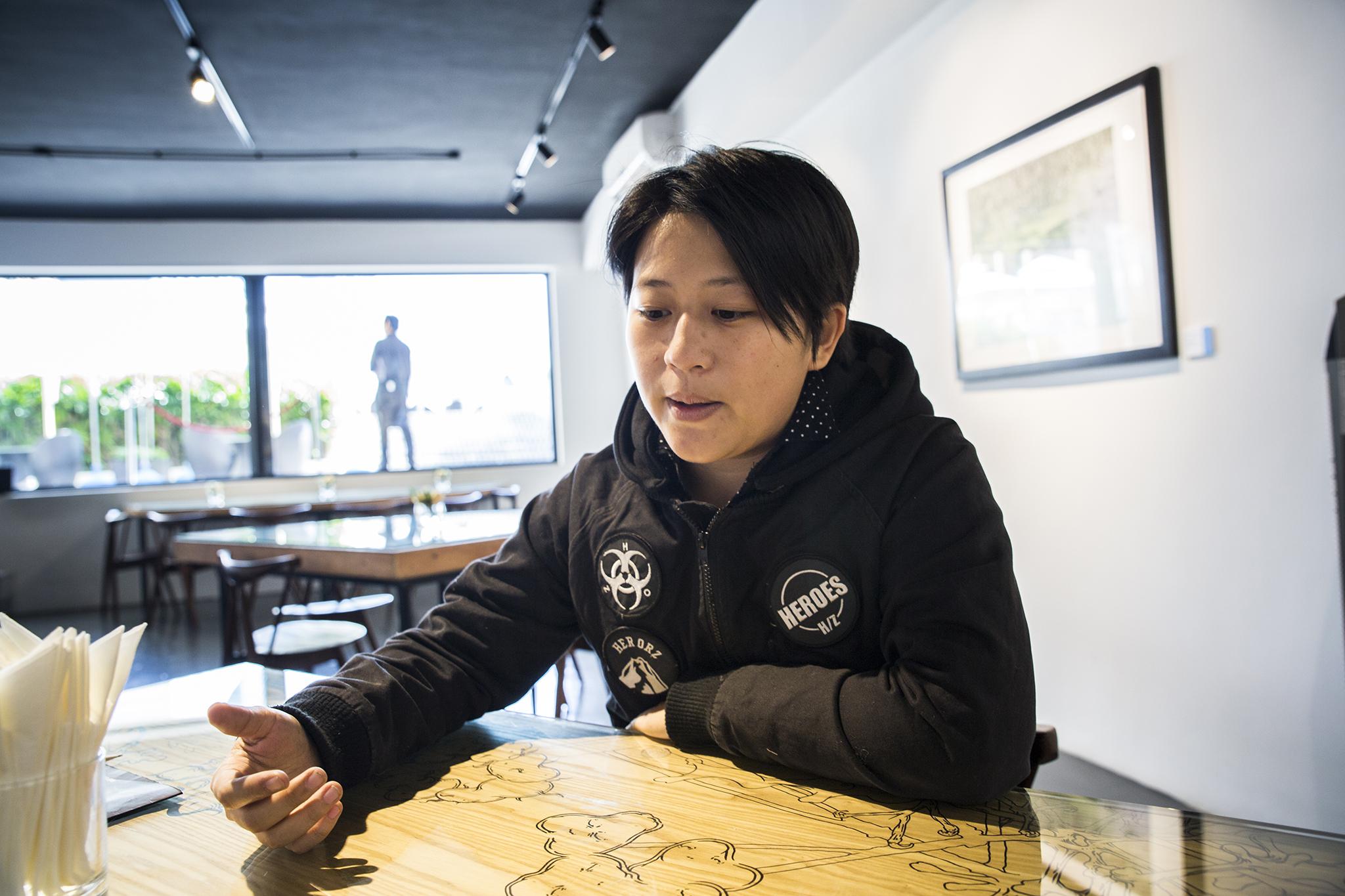 """Tracy Choi, realizadora: """"É um filme acerca de memórias"""""""