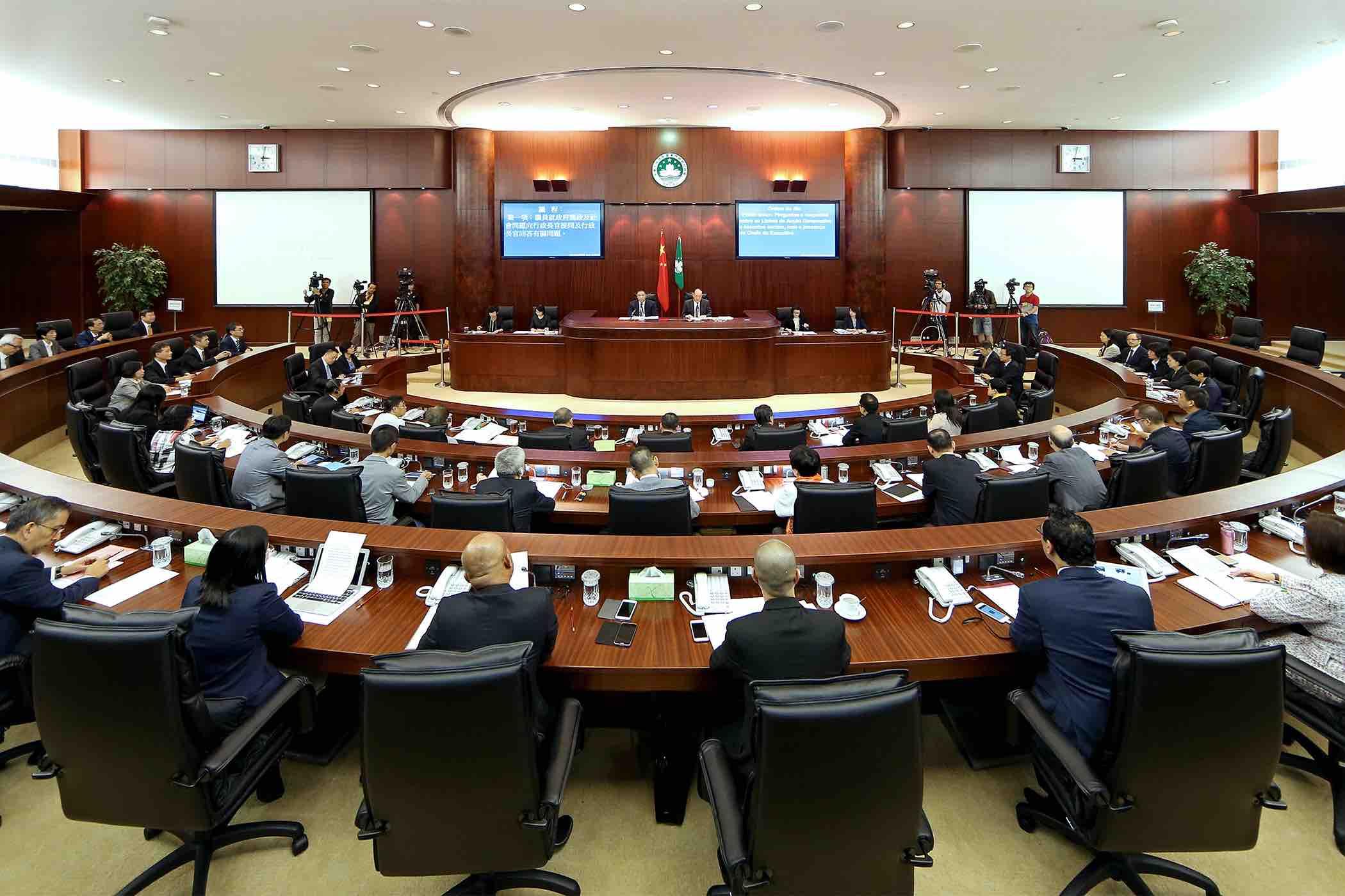 Branqueamento de capitais | Assembleia Legislativa defende mais estatísticas