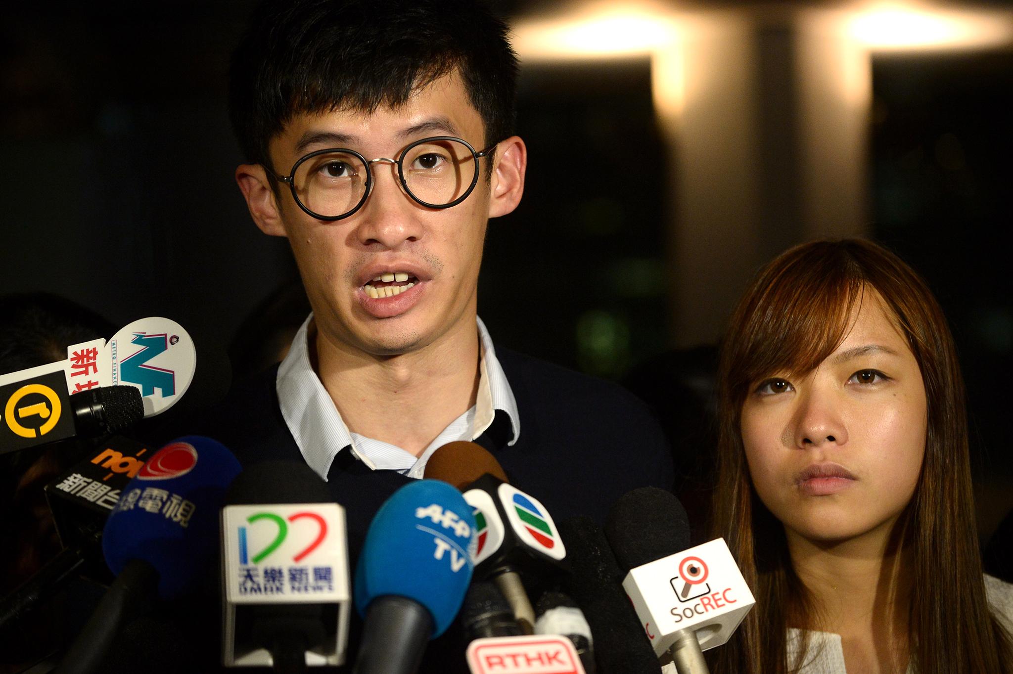Hong Kong   Independentistas perdem recurso em tribunal