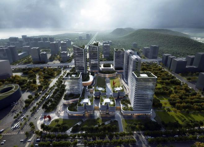 Veículos de Macau já podem circular na Ilha da Montanha