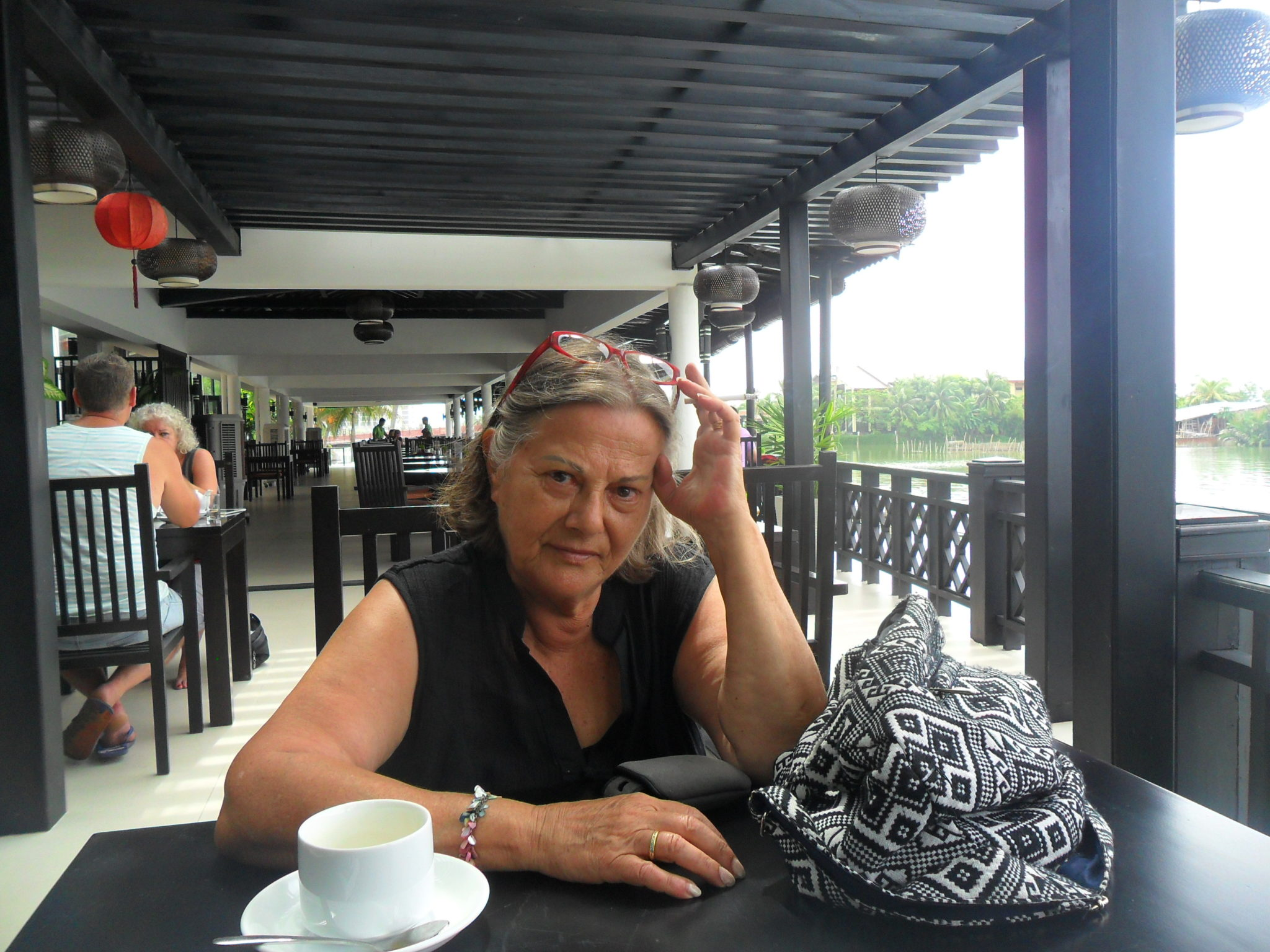 """Teresa Correia: """"Tenho muitas saudades do meu Macau antigo"""""""