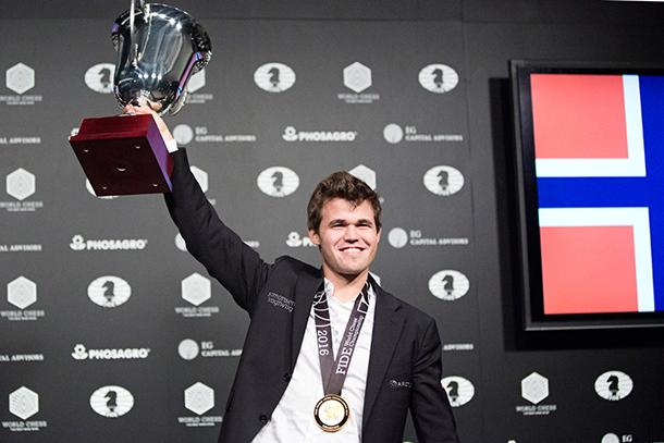 Mundial de Xadrez | Campeão renova título
