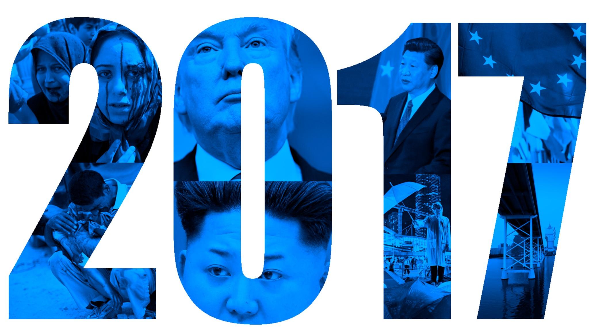 Análise | O mundo no ano novo