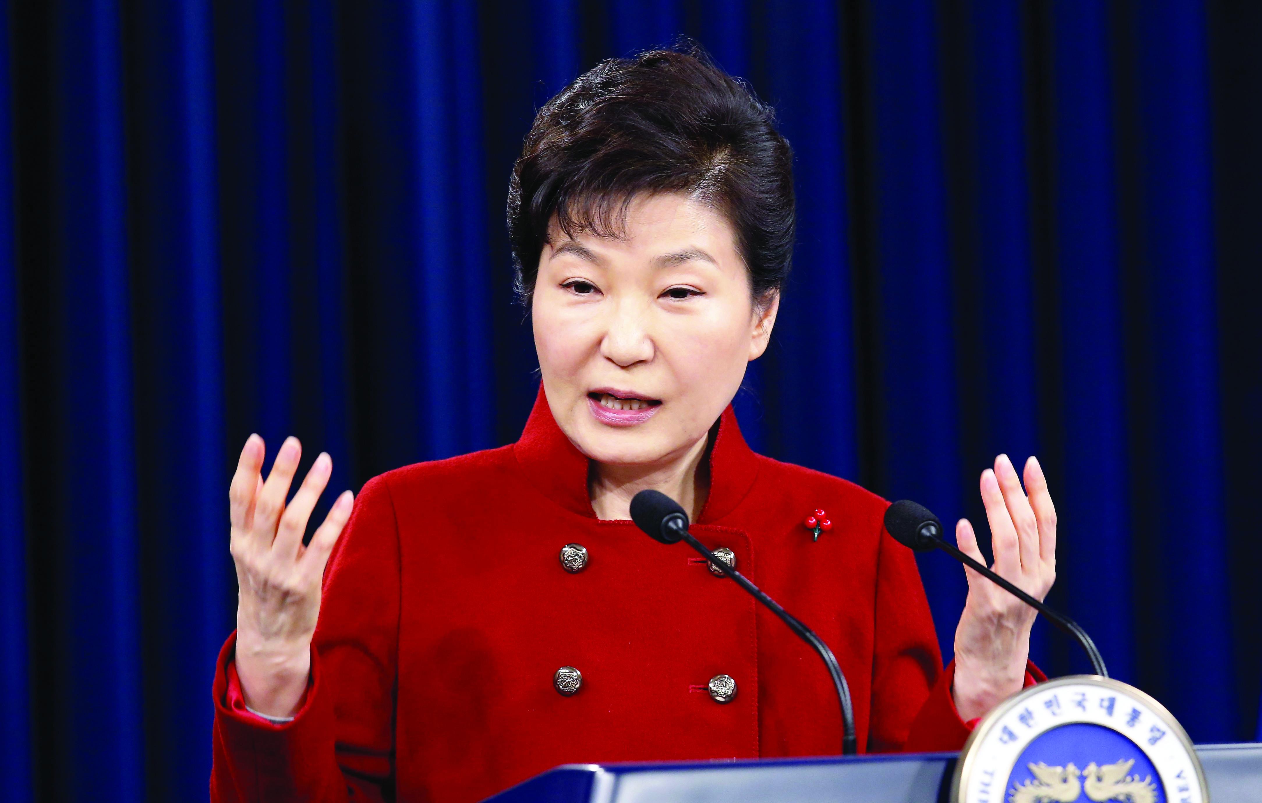 Supremo Tribunal da Coreia do Sul confirma condenação da ex-Presidente Park Geun-hye