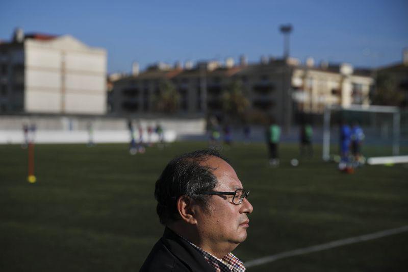 Qi Chen, o pioneiro do investimento chinês no futebol em Portugal