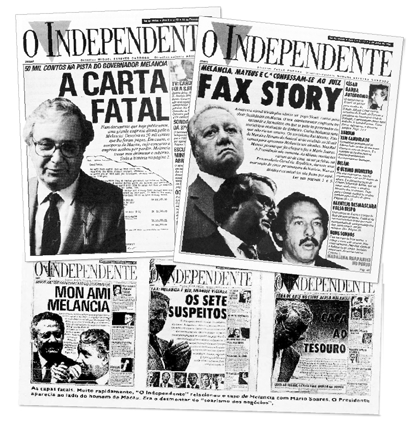 Mário Soares (1924-2017) | Faxes, mentiras e vícios