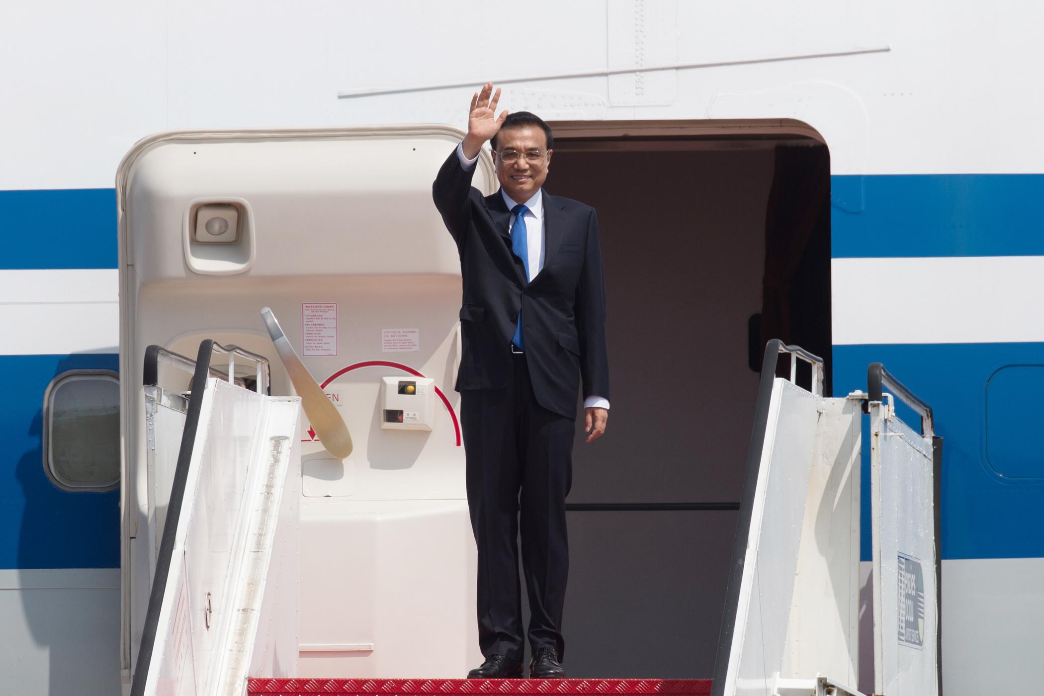 Encontro | Li Keqiang quer uma União Europeia unida, estável e próspera