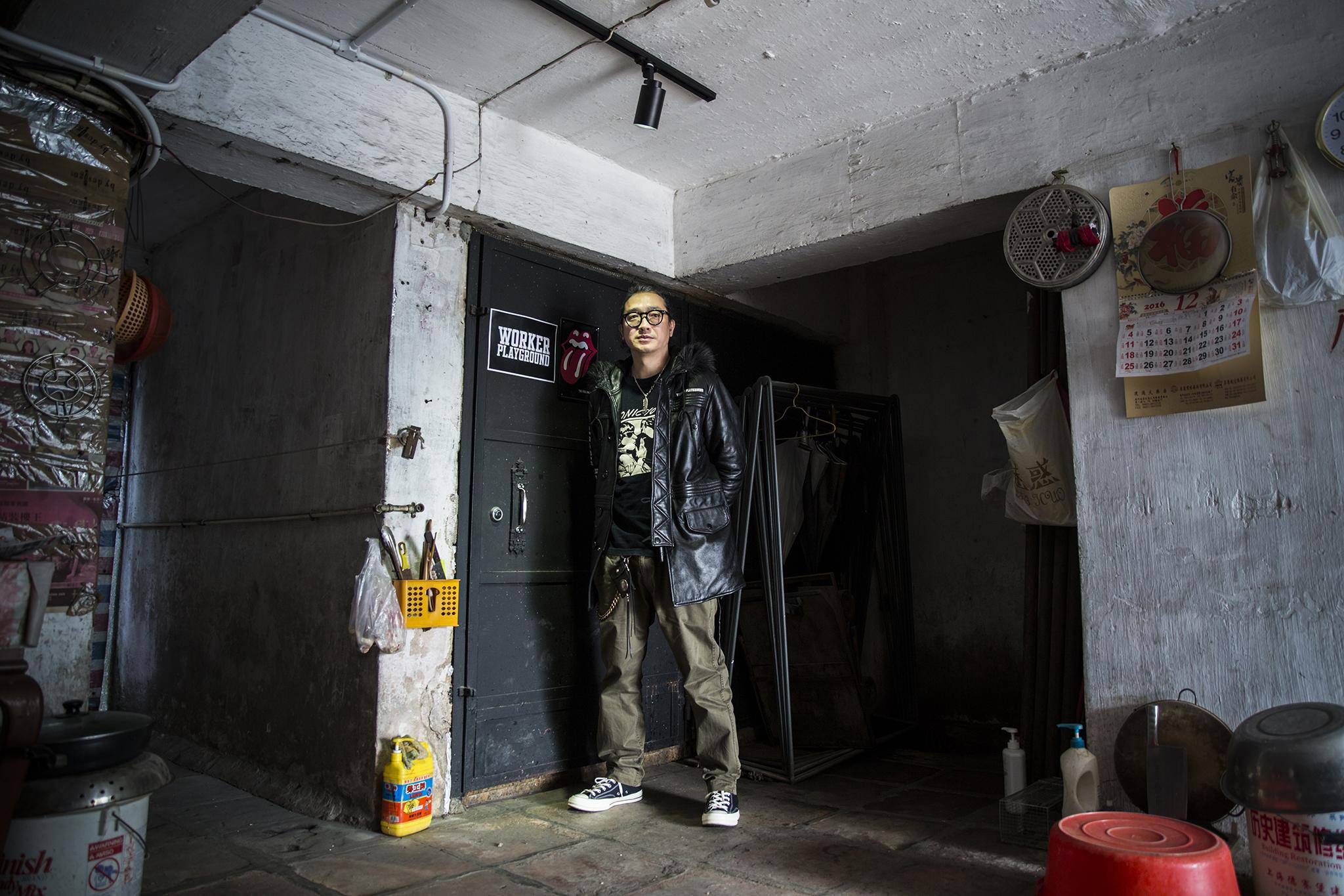 Vincent Cheong, responsável da Live Music Association | Acabar para voltar de novo